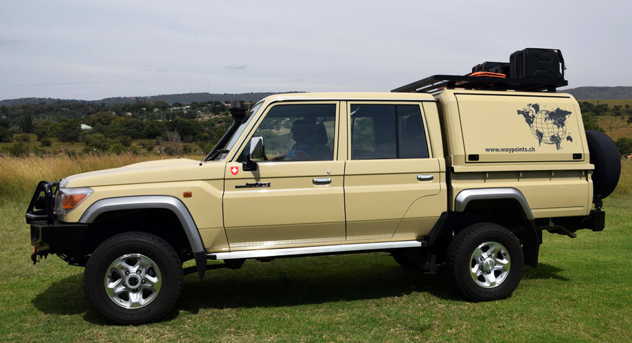 Toyota Land Cruiser 79 Double Cab Td 4 5l V8