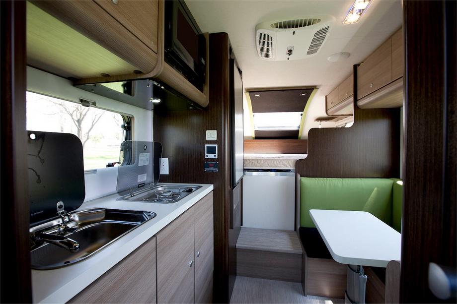 Cirrus Truck Camper Driven In North America
