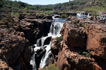 2016 12 South Africa Swaziland 006 Bourkes Luck Potholes