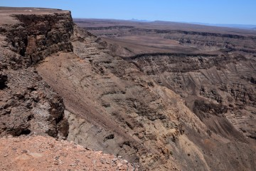 2017 03 Namibia 020 Fish River Canyon