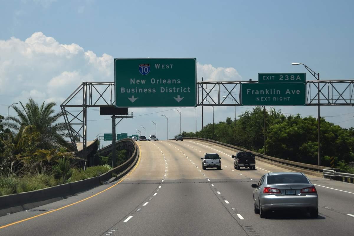 Wir bereisen den Wilden Westen von Tennessee, Alabama, Mississippi ...