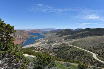 2019 07 USA 055 flaming gorge reservoir
