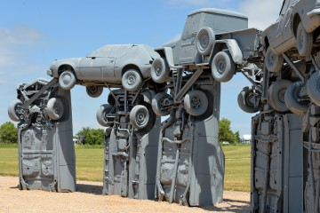 2019 08 USA 01 carhenge of alliance nebraska
