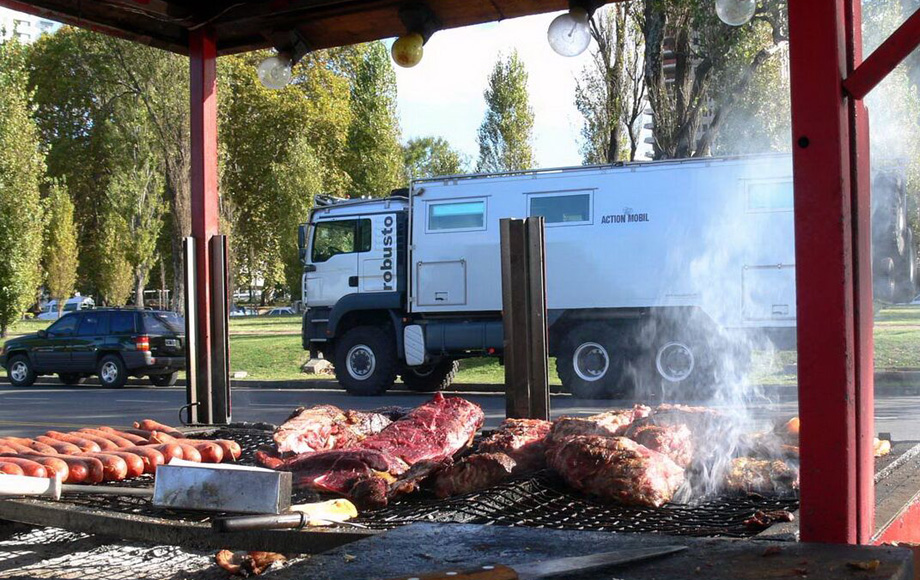 Barbeque the Argentine way