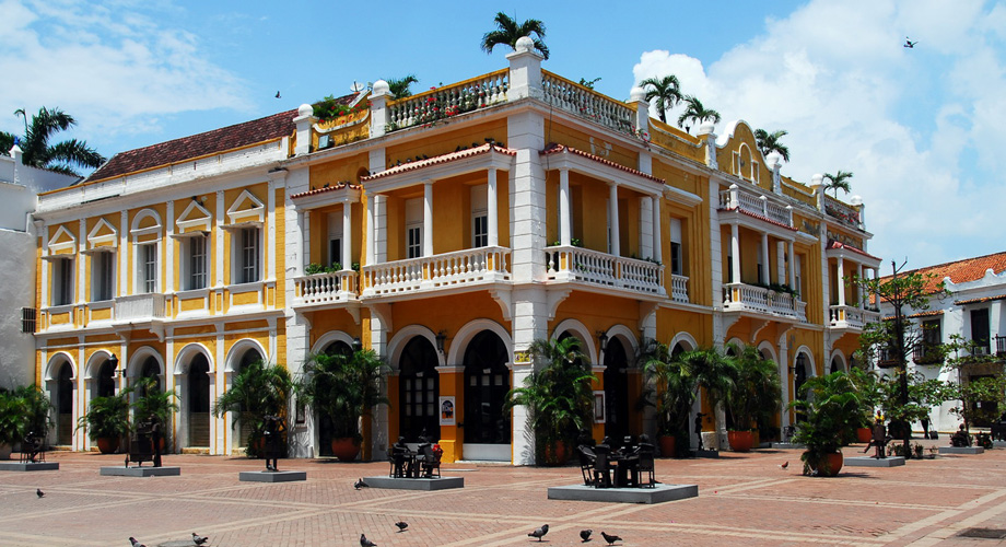 Cultural heritage and culinary delights in Cartagena