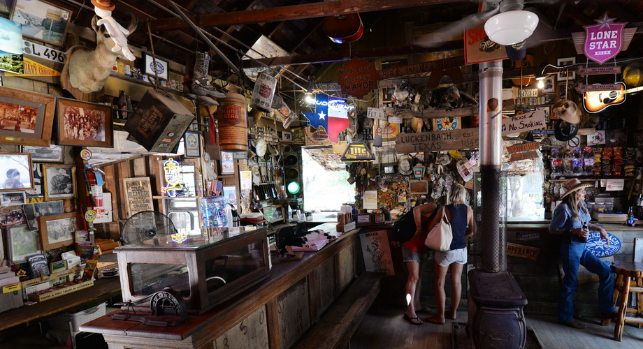 General Store Luckenbach