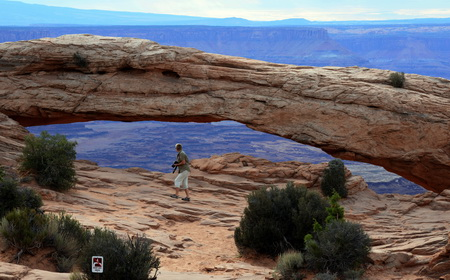 Mesa Arch, Island in the Sky National Park