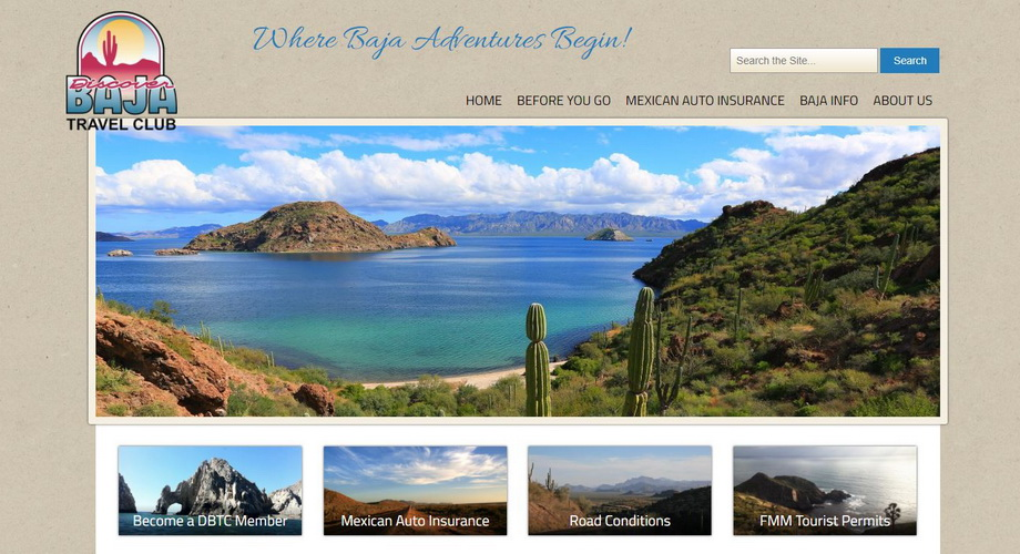 Discover Baja Travel Club