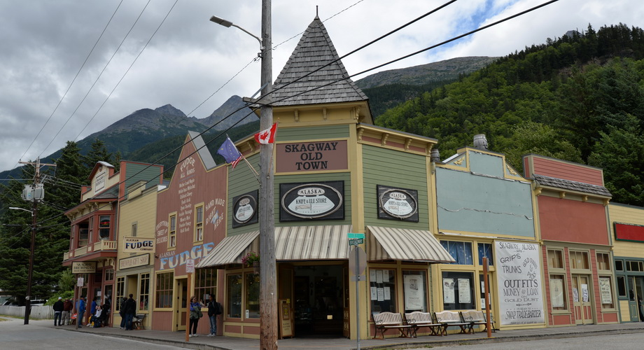 Skagway, Klondike Gold Rush National Historical Park