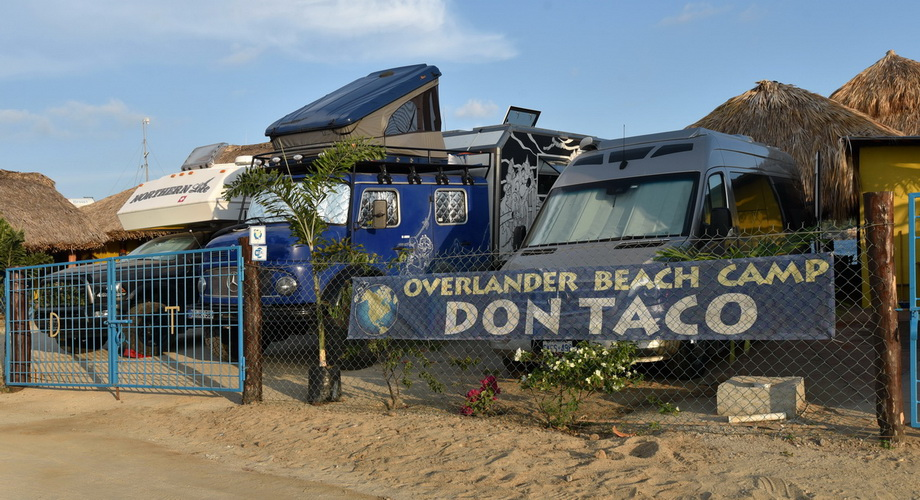 overlander beach camp don taco